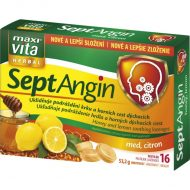 Септангин мед и лимон