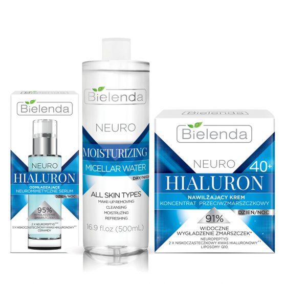 Комплект NEURO HIALURON 40+
